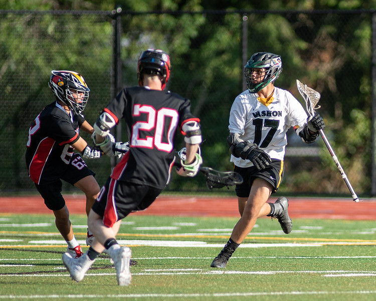 Orting Lacrosse Vs Vashon Away 2019-30