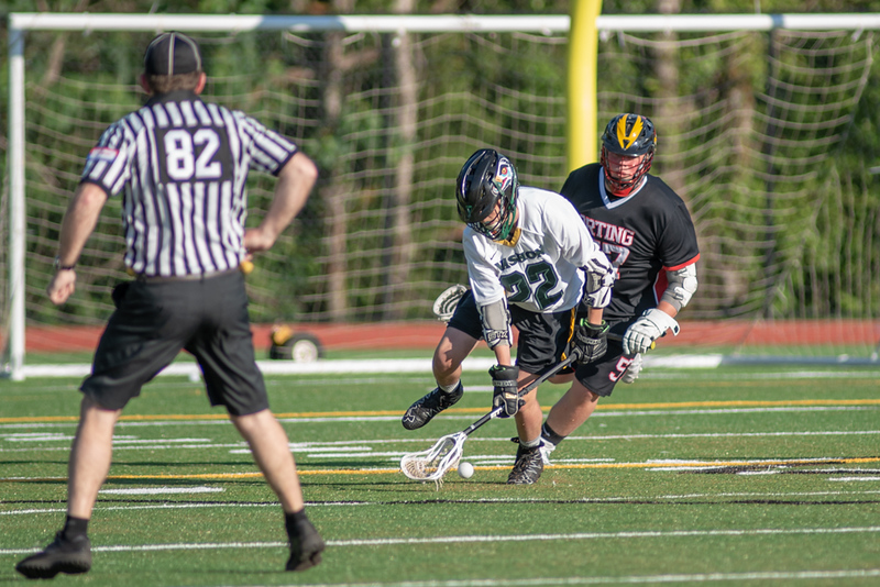 Orting Lacrosse Vs Vashon Away 2019-16