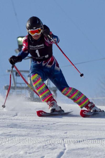 2012 Empire Winter Games Slalom