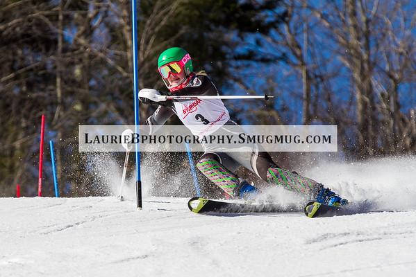 2016 NYSPHSAA Alpine Championship Slalom-Girls- Whiteface Mt.