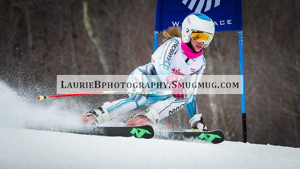 2016 NYSPHSAA Championship Girls GS Whiteface Mt. 2/23/16