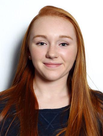 Salem News All-Star Sara Hosman Peabody Girls Volleyball