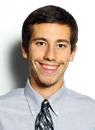 Salem News All-Star Ben Braz Peabody Cross Country