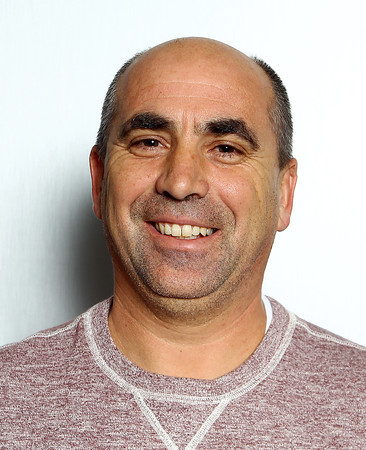 Salem News Coach of the Year Joe Rocha Peabody Cross Country