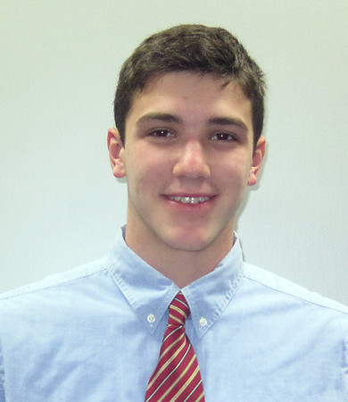 Salem News All-Star Matt Chilton St. John's Prep Boys Soccer