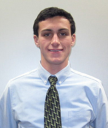 Salem News All-Star Cory Lang St. John's Prep Boys Soccer