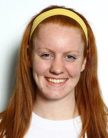 Salem News All-Star Carolyn Scacchi Peabody Girls Volleyball