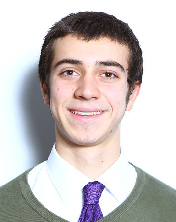 Salem News All-Star Michael Allain Hamilton-Wenham Boys Cross Country