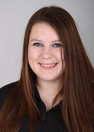 Salem News All-Star Caroline Hughes Marblehead Girl's Hockey