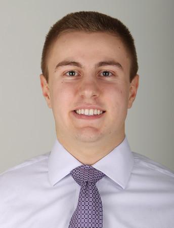 Salem News All-Star Tom Koopman Marblehead Boy's Hockey
