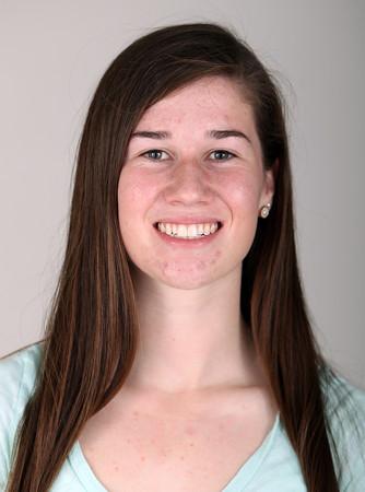 Salem News All-Star Caitlin Harty Beverly Girl's Track
