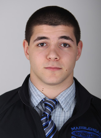 Salem News All-Star Ali Atallah Marblehead/Swampscott Wrestling