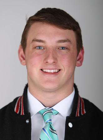 Salem News All-Star Liam Gillis Marblehead Boy's Hockey