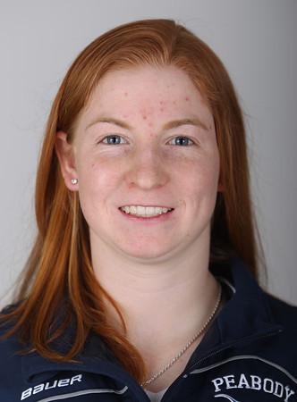 Salem News All-Star Courtney Smith Peabody Girl's Hockey