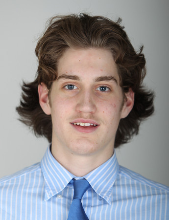Salem News All-Star Nick Albano Beverly Boy's Hockey
