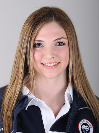 Salem News All-Star Lauren Hennessey Peabody Girl's Hockey