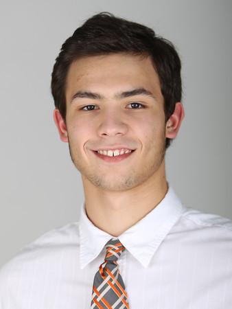 Salem News All-Star John Berchoff Beverly Boy's Basketball