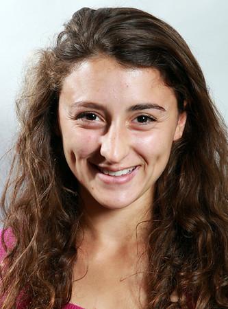 Salem News All-Star Olivia Vener Marblehead Softball