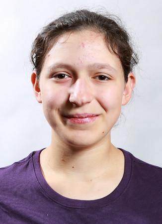 Salem News All-Star Anna Raptunovich Swampscott Tennis