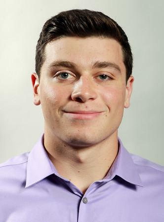 Salem News All-Star Derek Osbahr St. John's Prep Lacrosse