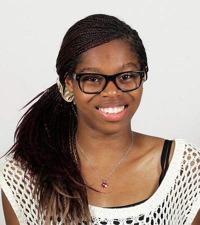 Salem News All-Star Cynthia Aroke Peabody Girls Track