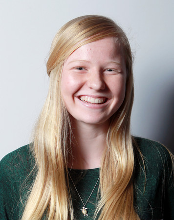 Salem News All Star Emily Weigand Hamilton-Wenham Track