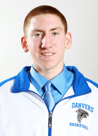 Salem News All-Star Vinny Clifford Danvers Boy's Basketball