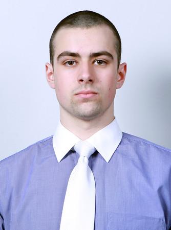 Salem News All Star AJ Couto Danvers Hockey