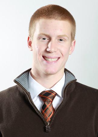Salem News All-Star Erik Fyrer Ipswich Boy's Basketball
