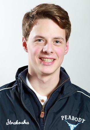 Salem News All-Star Alex Strakosha Peabody Swimming