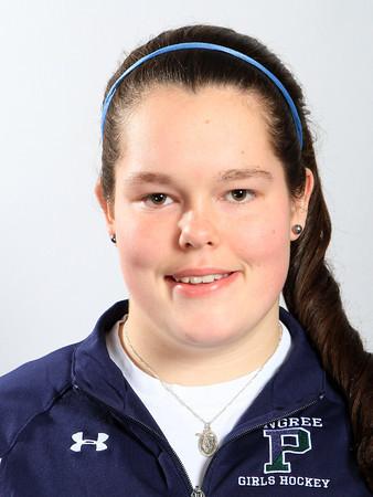 Salem News All-Star Jill Witwicki Pingree Girl's Hockey