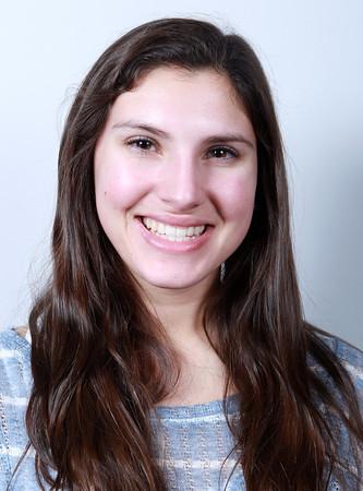 Salem News All Star Alex Lomasney Peabody Girl's Basketball