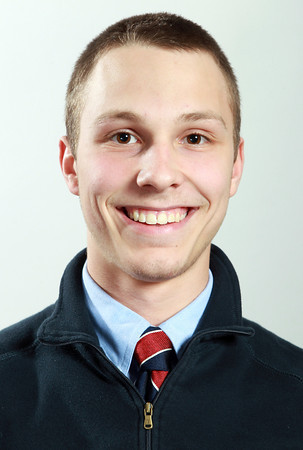Salem News All-Star Connor Irving Beverly Boy's Hockey