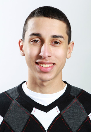 Salem News All-Star Jordan Mendez North Shore Tech Boy's Basketball