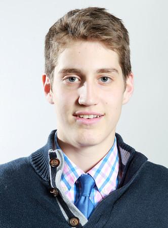 Salem News All-Star Nick Albano Beverly Boy's Hockey