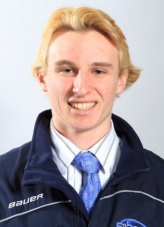 Salem News All-Star Nunzio Morretti Swampscott Boy's Hockey
