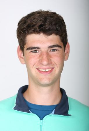 Salem News All-Star Matthew Jacobs Swampscott Boys Tennis