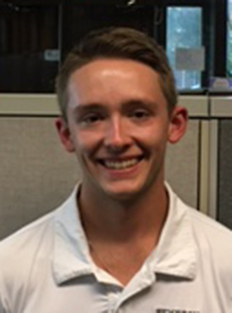 Salem News All-Star Colin Oliver Beverly Boy's Tennis