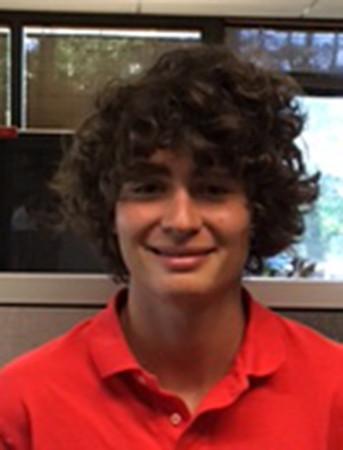 Salem News All-Star Frederico Poncini Beverly Boy's Tennis