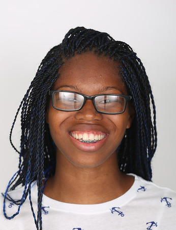 Salem News All-Star Cynthia Aroke Peabody Girls Track