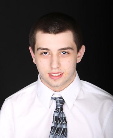 Salem News All-Star Ryan Veguilla