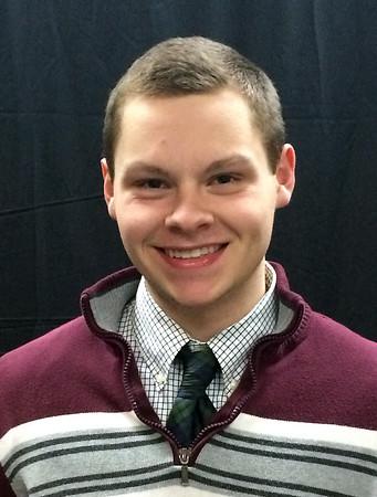 Salem News All-Star Kyle Martin