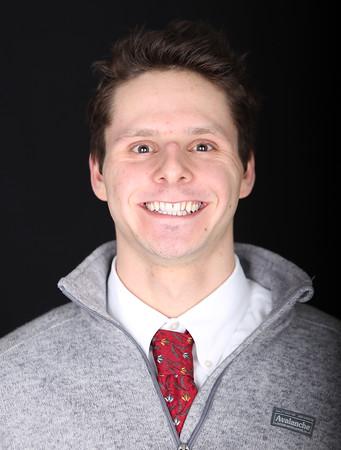 Salem News All-Star Charlie Seltzer