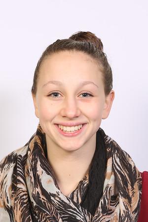 Salem News Winter All-Star Sophia Lumins