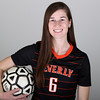 Salem News Student Athlete Nominee Caitlin Harty Beverly High School. DAVID LE/Staff photo 3/14/14