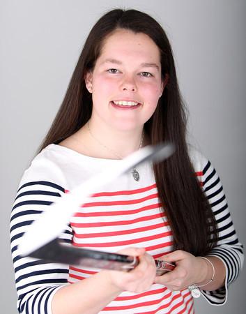 Salem News Student Athlete Nominee Jillian Witwicki Pingree High School. DAVID LE/Staff photo 3/14/14