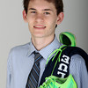 Salem News Student Athlete Nominee Matthew Mahoney Swampscott High School. DAVID LE/Staff photo 3/14/14