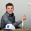 Salem News Student Athlete Nominee Ryan Heber Danvers High School. DAVID LE/Staff photo 3/14/14