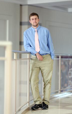 DAVID LE/Staff photo. Spencer Craig Marblehead High School Student Athlete Nominee