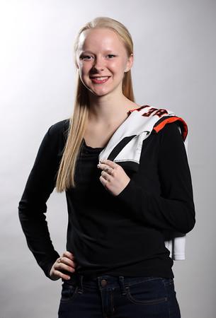 Salem News Student-Athlete Nominee Melissa Lubas Beverly High School